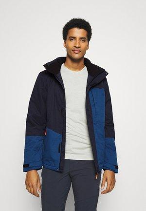 BAKER - Outdoorová bunda - dark blue