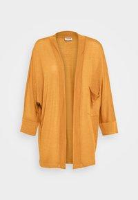 Noisy May - NMMOLLY CARDIGAN - Vest - inca gold - 3