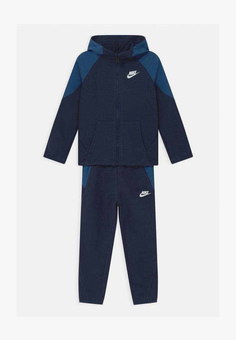 Nike Sportswear - MIXED SET - Tepláková souprava - midnight navy
