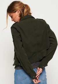 Superdry - Light jacket - green - 2