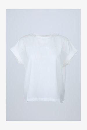 KONNY - Print T-shirt - milk