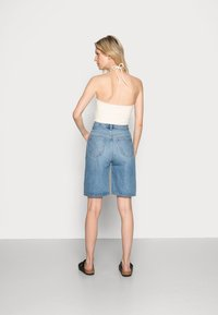 ARKET - Denim shorts - blue - 2