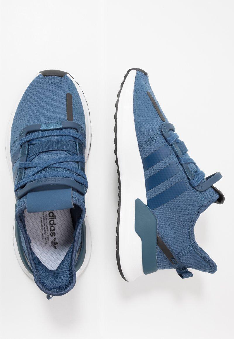 adidas Originals - PATH RUN - Sneakers - night marin/footwear white