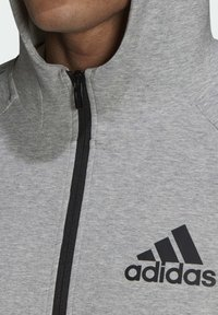 adidas Performance - M MT FZ HD - Zip-up sweatshirt - grey - 3