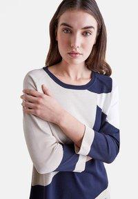 Elena Mirò - Sweatshirt - blu - 3