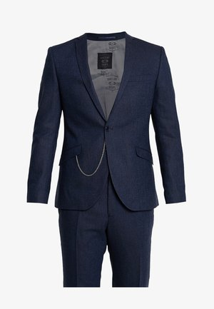 NEWTOWN SUIT - Oblek - navy