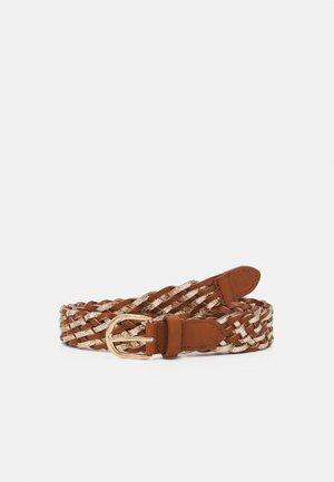STONY - Belt - camel