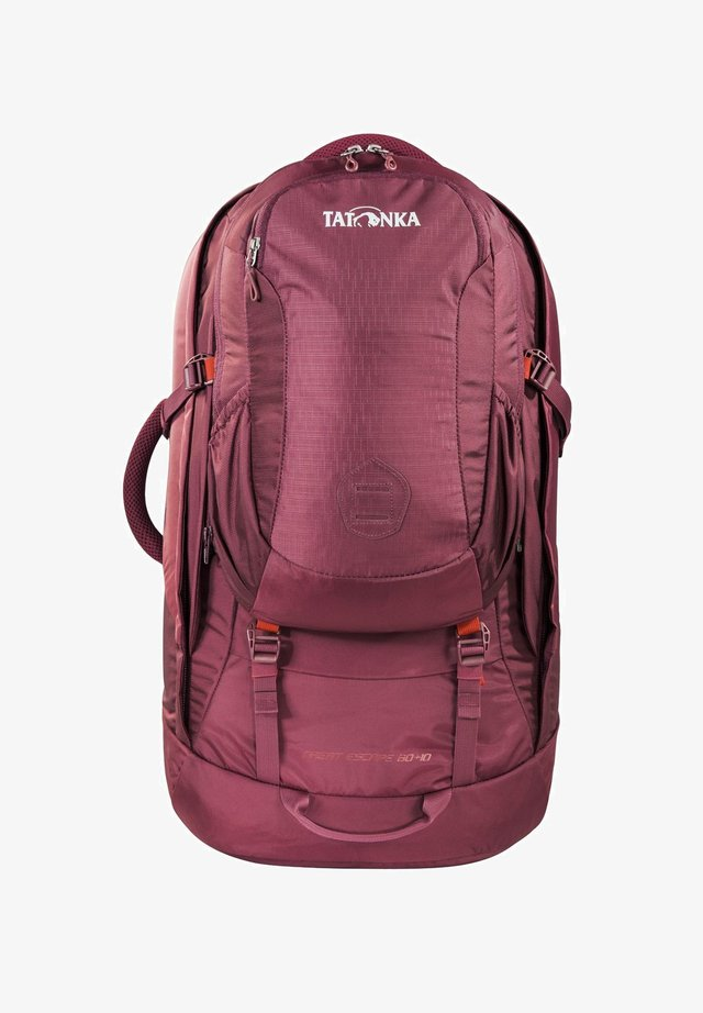 GREAT ESCAPE  - Rucksack - bordeaux red