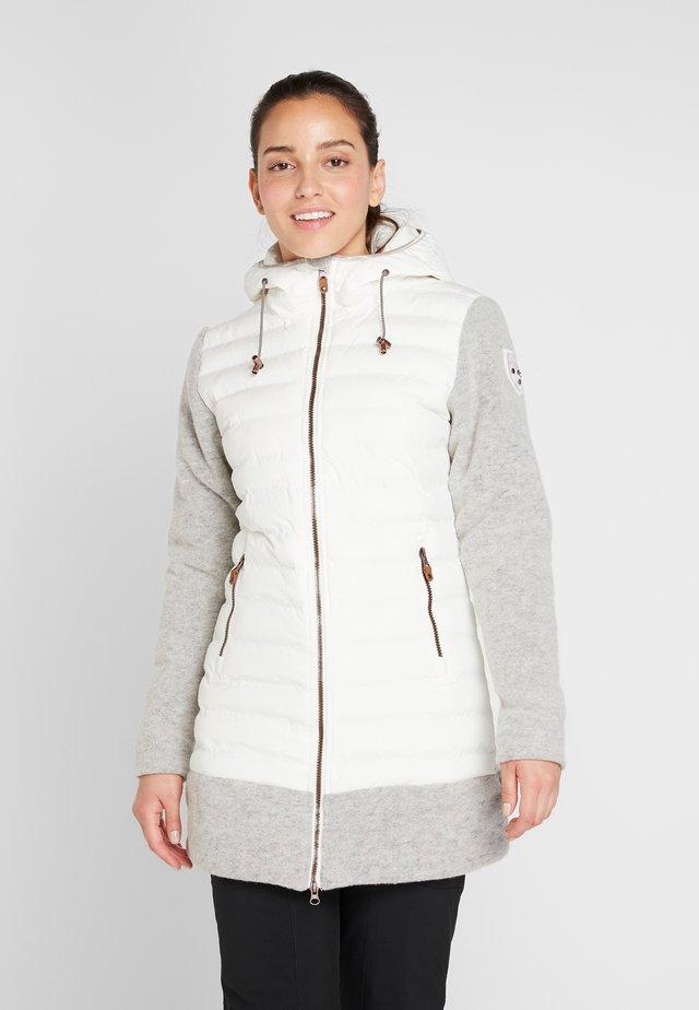 GENOVA - Winter coat - natural white