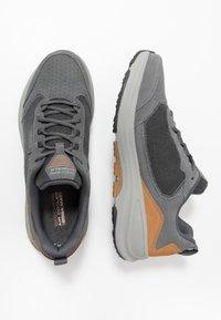 Skechers Performance - GO WALK OUTDOORS MINSI - Chaussures de course - grey - 1