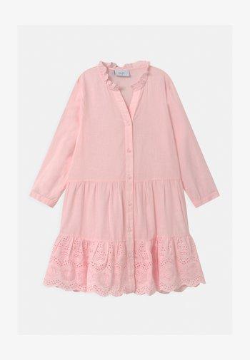 ANNA - Košilové šaty - rose