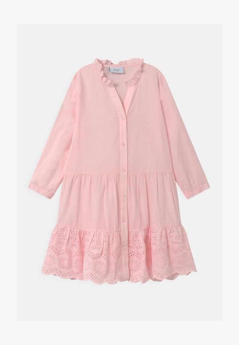 Grunt - ANNA - Shirt dress - rose