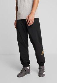 adidas Performance - SID - Teplákové kalhoty - black - 0