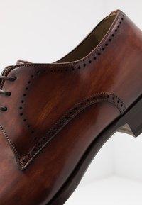 Magnanni - Šněrovací boty - conac - 5