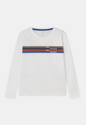 NKMLACKTO - Long sleeved top - bright white