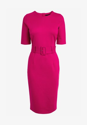PONTE BODYCON DRESS - Shift dress - pink
