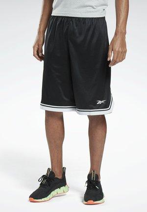 WORKOUT READY MESH SHORTS - Sports shorts - black