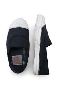 Bensimon - ELASTIC - Slip-ons - navy blue - 1