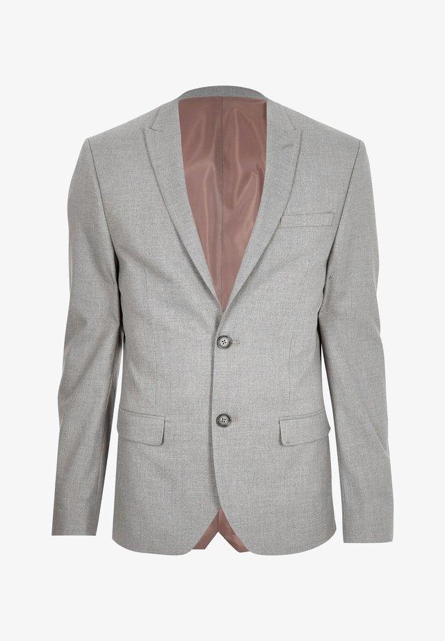 Blazer jacket - gray