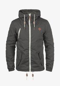 Solid - TILDEN - Light jacket - dark grey - 3