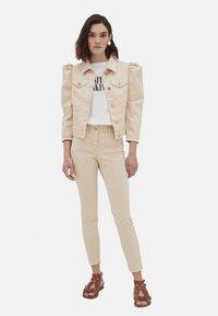 Motivi - Denim jacket - bianco - 1