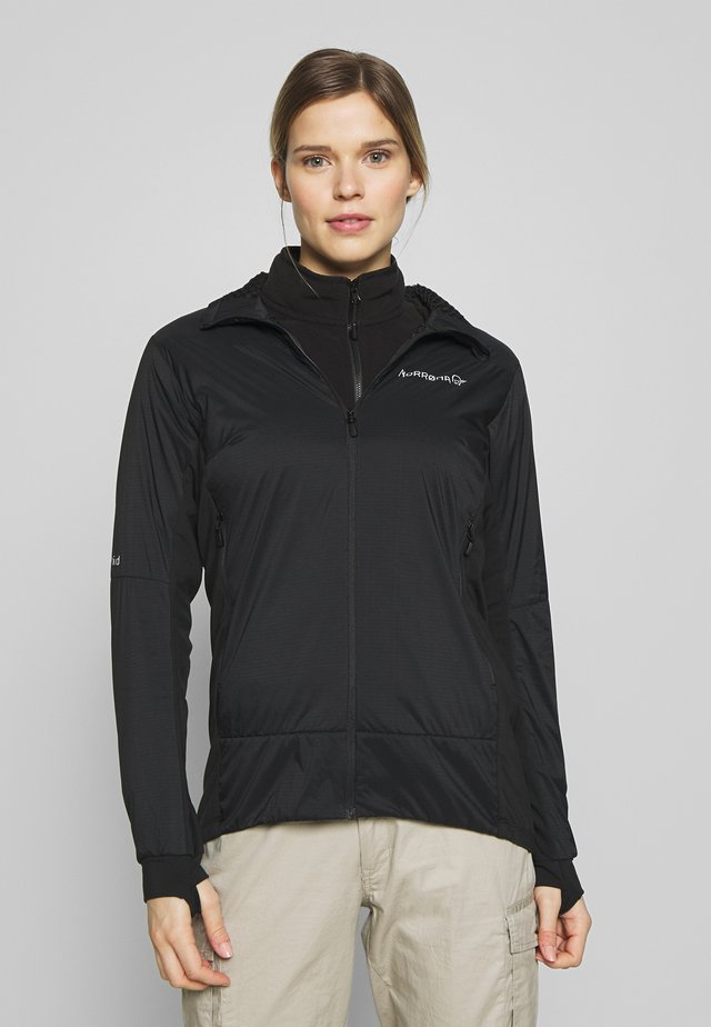 FALKETIND OCTA JACKET - Outdoor jacket - caviar