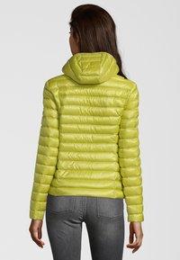 No.1 Como - FORTE - Down jacket - lemon - 1