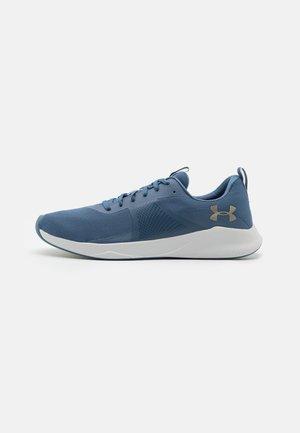 CHARGED AURORA - Scarpe da fitness - mineral blue