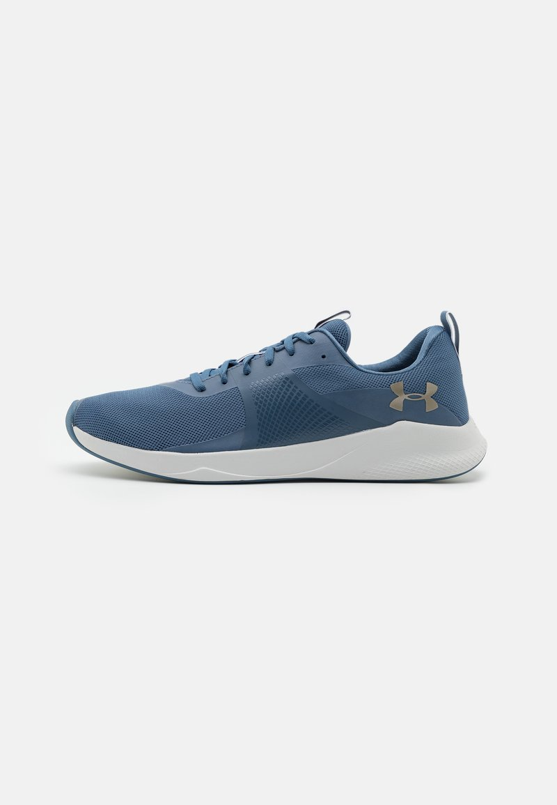 Under Armour - CHARGED AURORA - Sports shoes - mineral blue