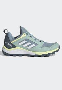 adidas Performance - TERREX AGRAVIC TR TRAIL RUNNING SHOES - Trail running shoes - blue - 6
