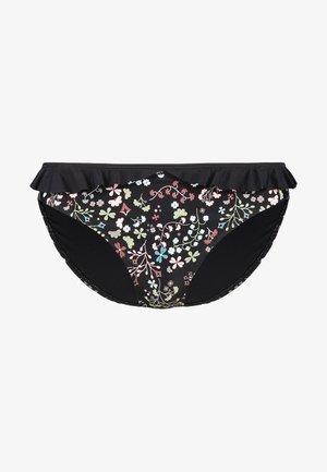 BRENDAR HAZEL CLASSIC PANT - Bikini bottoms - black