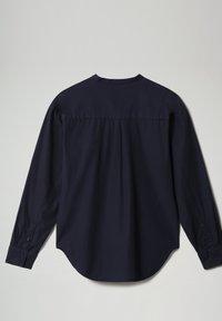 Napapijri - GHIO - Long sleeved top - blu marine - 6