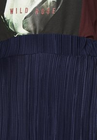 Cotton On - POPPY PLEATED CULOTTE - Trousers - navy blue - 5