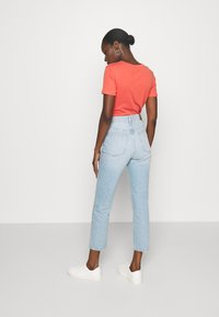 Madewell - THE PERFECT VINTAGE - Jeans slim fit - fiore - 2