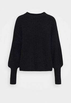 ALPIA - Jumper - black