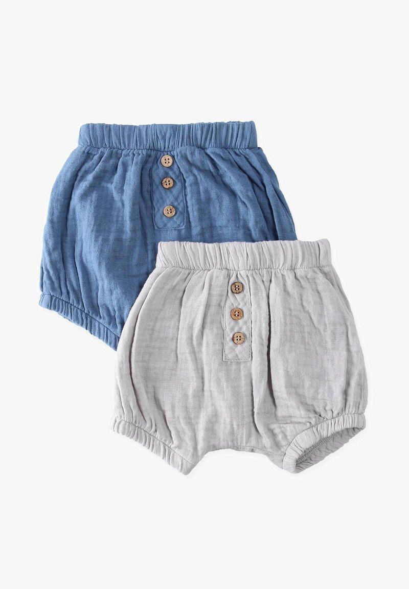 Cigit - 2 PACK - Shorts - blue