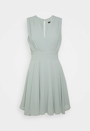 NORDI DRESS - Sukienka koktajlowa - light green