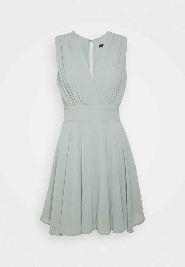 NORDI DRESS - Cocktailkjole - light green