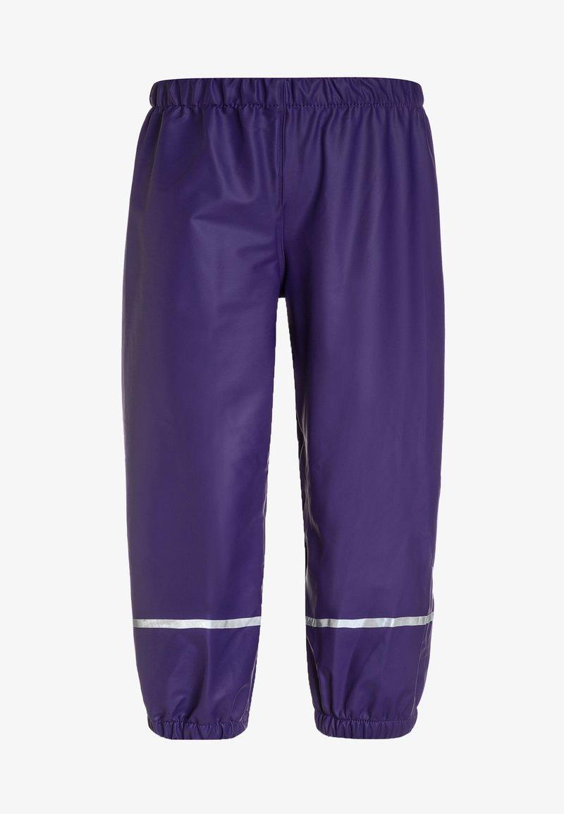 LEGO Wear - PATIENCE - Kalhoty do deště - dark purple