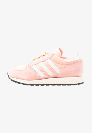 FOREST GROVE - Trainers - clear orange/cloud white/core black