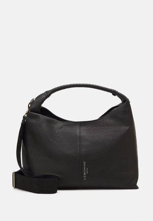 HOBO M - Handbag - black