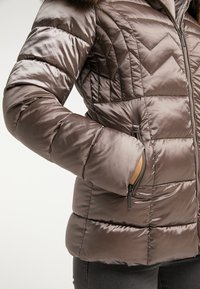usha - Winter jacket - beige - 3