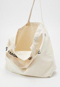 Samsøe Samsøe - FRINKA  - Shoppingveske - warm white - 5