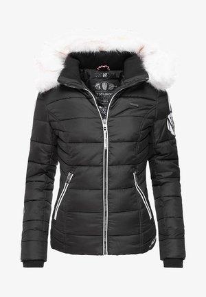 KHINGAA - Winterjacke - black