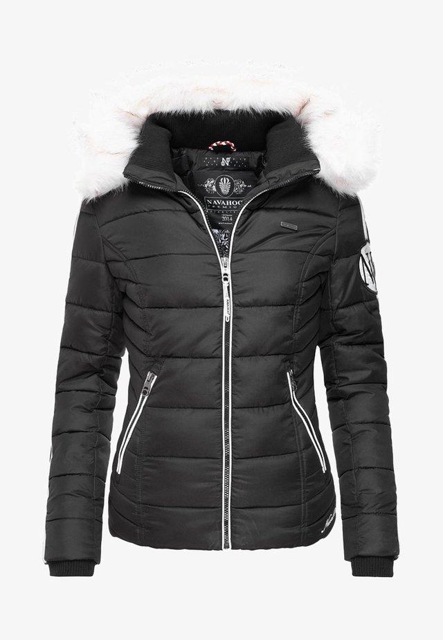 KHINGAA - Winter jacket - black