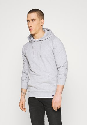 BASIC HOODIE - Sweat à capuche - grey