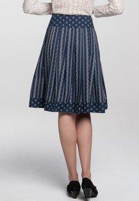 Spieth & Wensky - SCHATZ - A-line skirt - blau - 1