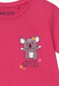 Blue Seven - SMALL GIRLS KOALA - T-shirt print - pink - 2