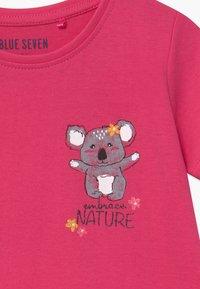 Blue Seven - SMALL GIRLS KOALA - Print T-shirt - pink - 2