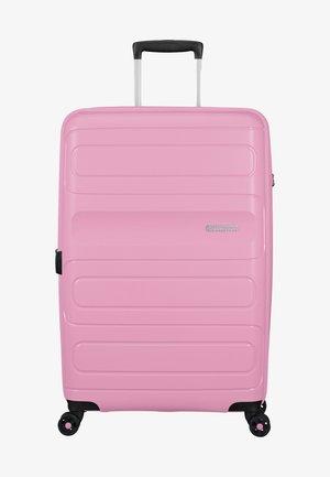 SUNSIDE - Matkalaukku - pink gelato